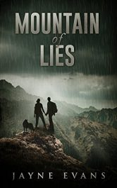 bargain ebooks Mountain of Lies Mystery by Jayne Evans
