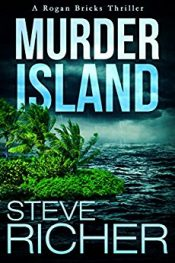 bargain ebooks Murder Island Action Thriller by Steve Richer