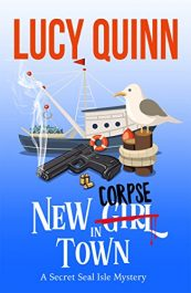 Lucy Quinn New Corpse in Town Kindle ebook