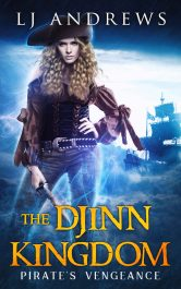 bargain ebooks The Djinn Kingdom: Pirate's Vengeance YA Fantasy Adventure by LJ Andrews
