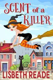 Lizbeth Reade Scent of a Killer