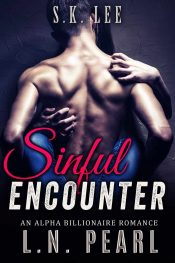 bargain ebooks Sinful Encounter Erotic Romance by S.K. Lee