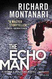 Richard Montanari The Echo Man Kindle ebook