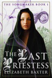 bargain ebooks The Last Priestess Epic Fantasy Adventure by Elizabeth Baxter