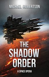 bargain ebooks The Shadow Order Science Fiction by Michael Robertson