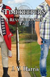 bargain ebooks Timekeepers: A Revolutionary Tale YA Historical Fiction by J. Y. Harris