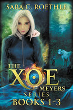 bargain ebooks The Xoe Meyers Trilogy: Books 1-3 Young Adult/Teen Fantasy by Sara C. Roethle