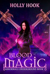 Holly Hook Blood Magic Kindle ebook