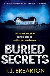 Buried Secrets T.J. Brearton Free Kindle ebooks