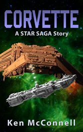 Ken McConnell Corvette Kindle ebook