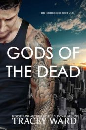 bargain ebooks Gods of the Dead Young Adult/Teen Horror by Tracey Ward