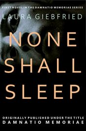 None Shall Sleep Thriller by Laura Giebfried