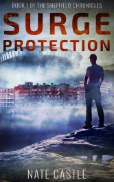 Surge Protection SciFi Adventure by Nate Castle
