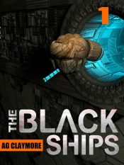 The Black Ships Science Fiction by A.G. Claymore