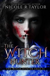 Nicole R. Taylor The Witch HUnter Kindle ebook