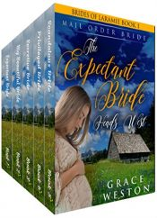Brides of Laramie Box Set Grace Weston Kindle ebook