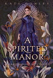 bargain ebooks A Spirited Manor Young Adult/Teen Mystery by Kate Danley