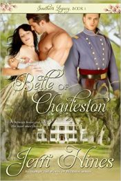 bargain ebooks Belle of Charleston Historical Romance by Jerri Hines