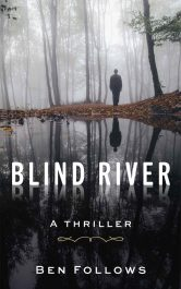 bargain ebooks Blind River Thriller by Ben Follows