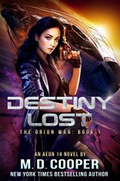 M.D. Cooper Destiny Lost free Kindle ebooks