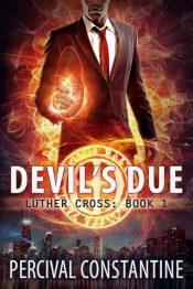bargain ebooks Devil's Due Action/Adventure by Percival Constantine