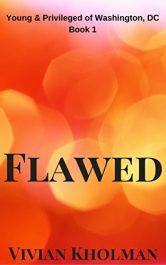 bargain ebooks Flawed Contemporary Romance by Vivian Kholman
