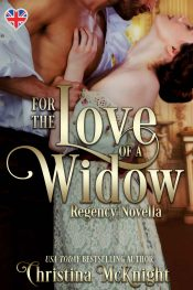 bargain ebooks For the Love of a Widow Historical Romance by Christina McKnight