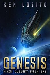 Ken Lozito Genesis free Kindle ebooks