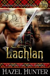 bargain ebooks Lachlan Time Travel Romance by Hazel Hunter