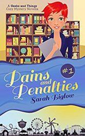 Sarah Biglow Pains and Penalties free Kindle ebooks