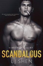 bargain ebooks Scandalous New Adult Mystery by L.J. Shen