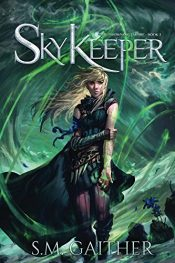 bargain ebooks Skykeeper Young Adult Fantasy by S.M. Gaither