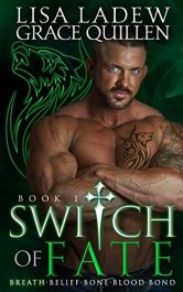 bargain ebooks Switch of Fate 1 Paranormal Romance by Lisa Ladew
