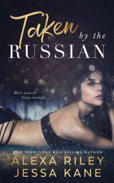 bargain ebooks Taken by the Russian Erotic Romance by Alexa Riley & Jessa Kane