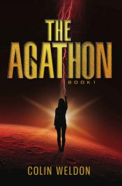 bargain ebooks The Agathon SciFi Thriller by Colin Weldon