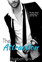 bargain ebooks The Attraction File Romantic Comedy by Elizabeth Lynx
