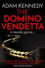bargain ebooks The Domino Vendetta Action/Adventure by Adam Kennedy