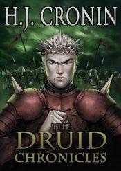 bargain ebooks The Druid Chronicles Fantasy by H.J. Cronin
