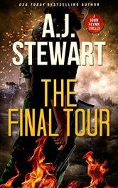 A.J. Stewart The Final Tour free Kindle ebooks