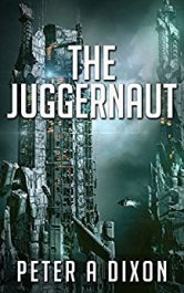 Peter A. Dixon The Juggernaut free Kindle ebooks