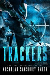 bargain ebooks Trackers Horror by Nicholas Sansbury Smith