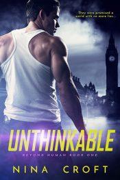 Nina Croft Unthinkable Kindle ebooks