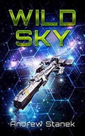Andrew Stanek Wild Sky free Kindle ebooks