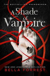 bargain ebooks A Shade of Vampire Young Adult/Teen Paranormal Romance by Bella Forrest