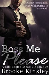 bargain ebooks Boss Me Please Erotic Romance by Brooke Kinsley