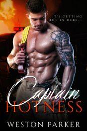 Weston Parker Captain Hotness
