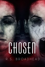 bargain ebooks Chosen Paranormal Thriller / Horror by R.S. Broadhead