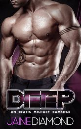 bargain ebooks DEEP: An Erotic Military Romance Erotic Romance by Jaine Diamond