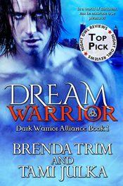 bargain ebooks Dream Warrior Erotic Romance by Brenda Trim & Tami Julka
