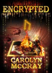 bargain ebooks Encrypted Action/Adventure Thriller by Carolyn McCray